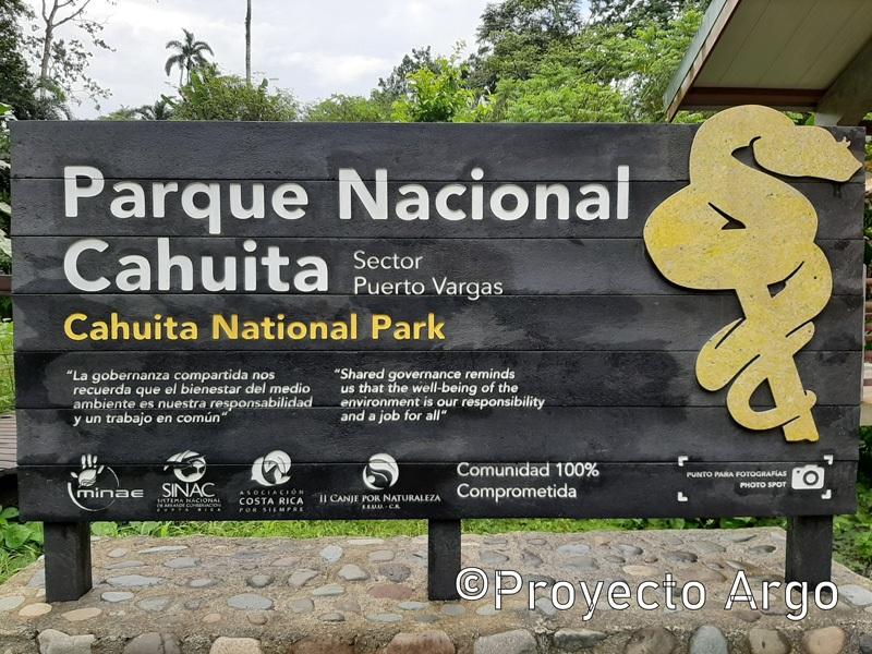 14. Parque Nacional Cahuita (Costa Rica)