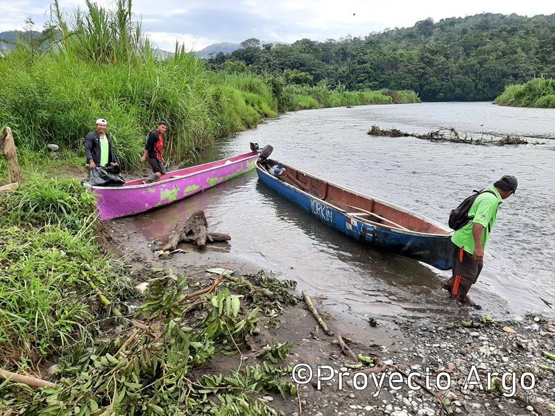 23. Rio Yorkin, indígenas bribri (Costa Rica)