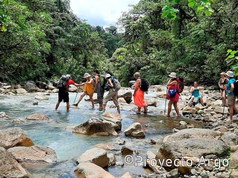 04. La ruta de las cascadas azules (Costa Rica)