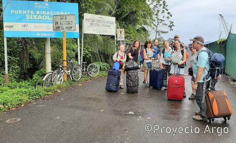44. Puesto fronterizo de Sixaola (Costa Rica-Panamá)