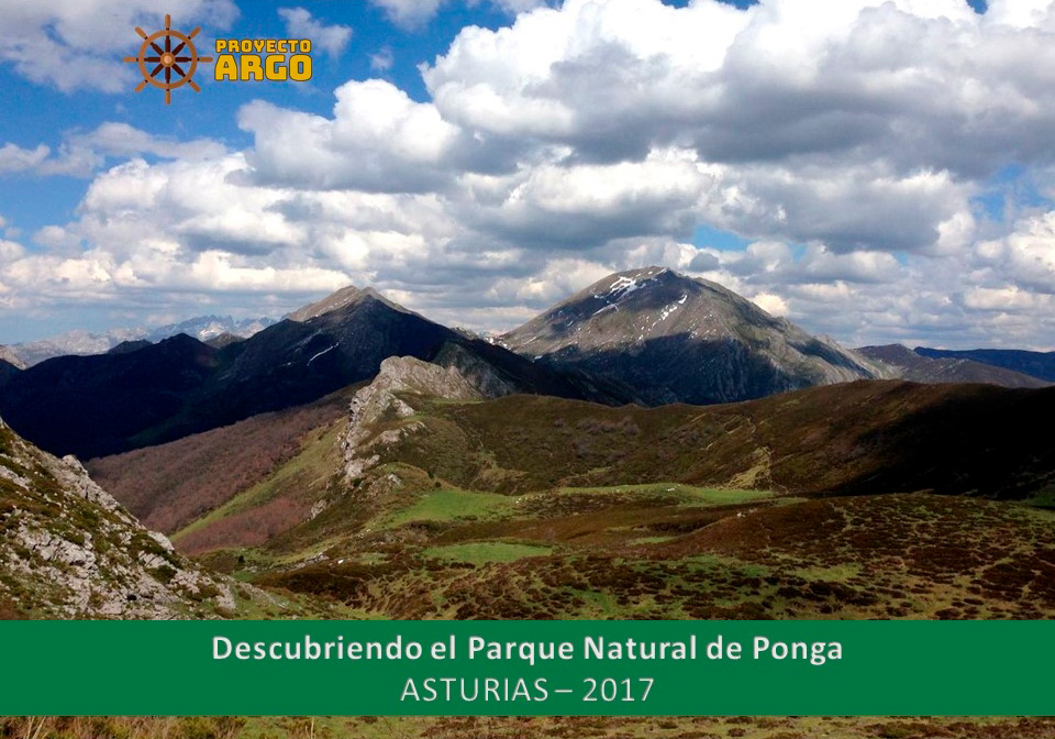 Descubriendo el parque natural de Ponga (Asturias)