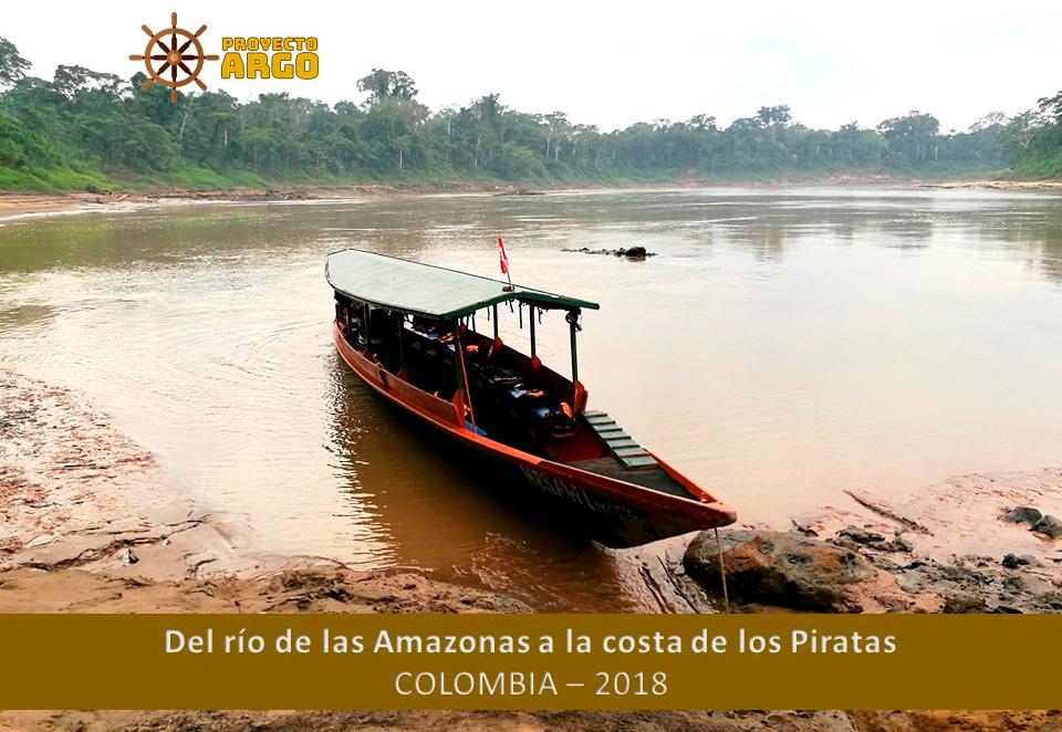 Del río de las Amazonas a la Costa de los piratas | Colombia 2018