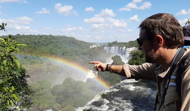 De Hontalbilla a las cataratas de Iguazú y las misiones jesuitas