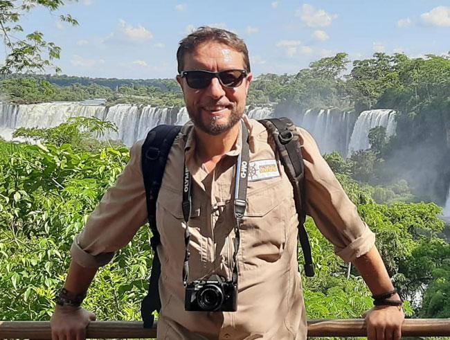 Las Galápagos, nuevo viaje del segoviano Ángel Galicia para aventureros