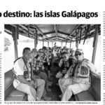 Próximo destino: las islas Galápagos